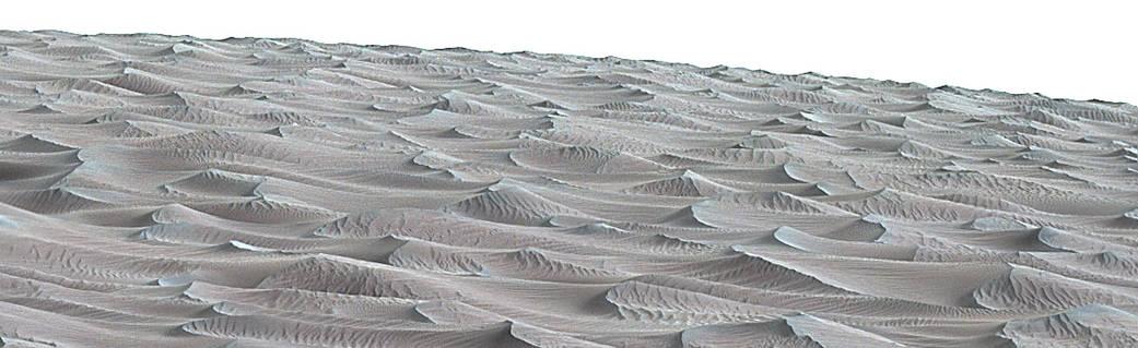 動いている!?火星の砂丘の謎を動画で紹介