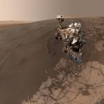 2016.1.30:NASAの探査機が火星の砂丘で自撮り!?