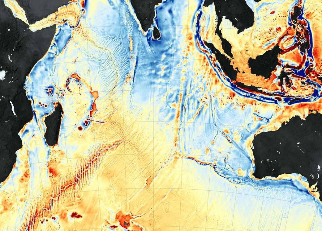 2016.01.14:新たな海底地図は科学者の新発見のヒントになります