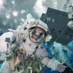 2016.2.12:宇宙飛行士の水中訓練