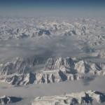 2016.3.30:グリーンランド上空4,000フィートの景観