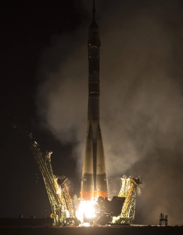 2016.3.19:ソユーズTMA-20Mの打ち上げ成功!