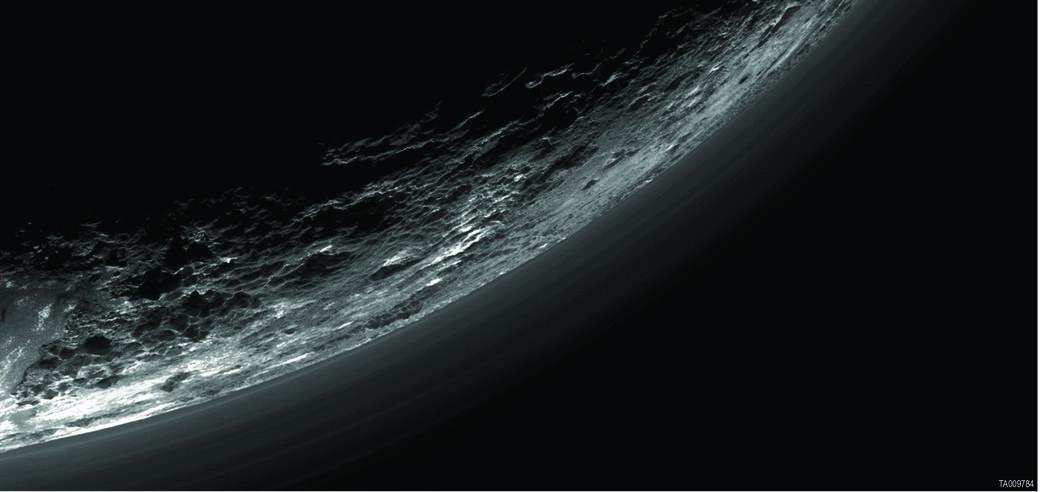 2016.3.18:冥王星の大気の層