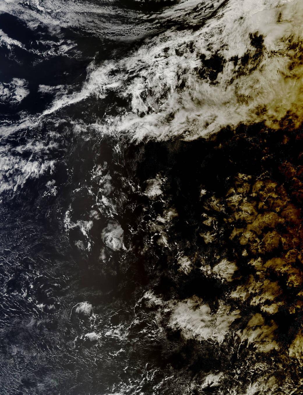 2016.3.10:南太平洋の日食の影
