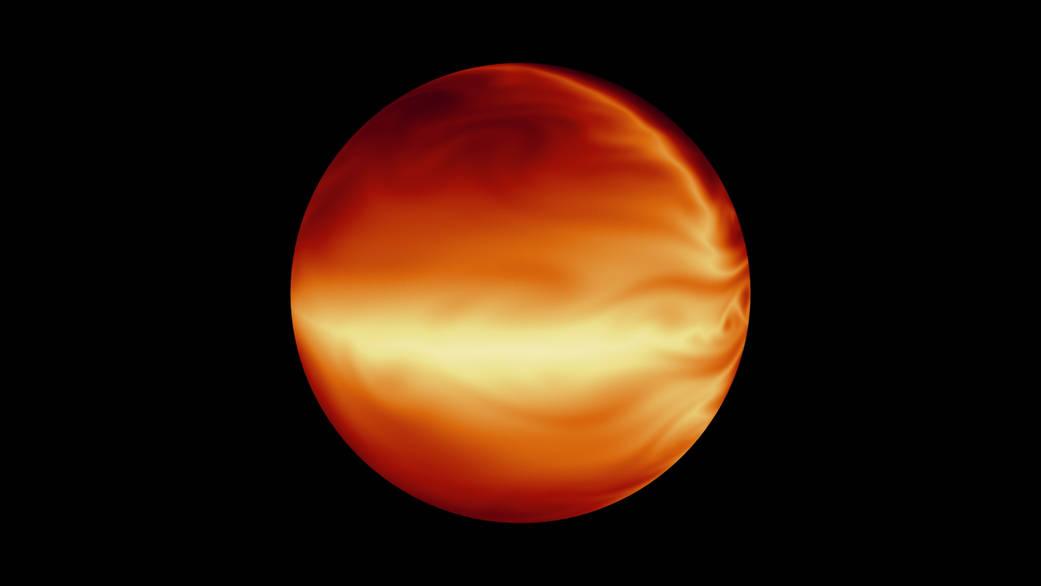 2016.3.29:高温ガス状天体の温度とは?
