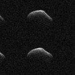 2016.3.25:彗星のレーダー画像