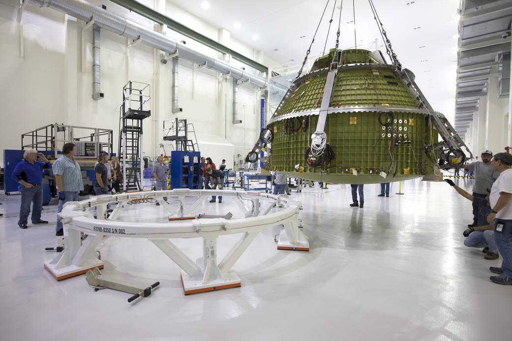 2016.04.29:火星への飛行に向けて試験中