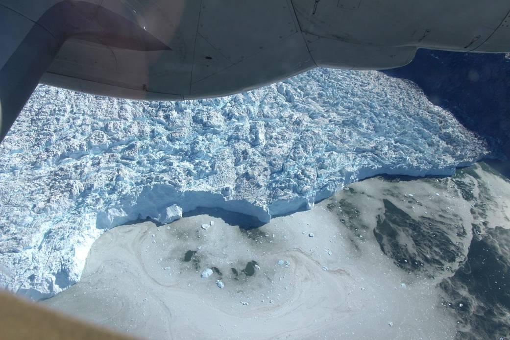 2016.05.13:グリーンランドの氷河