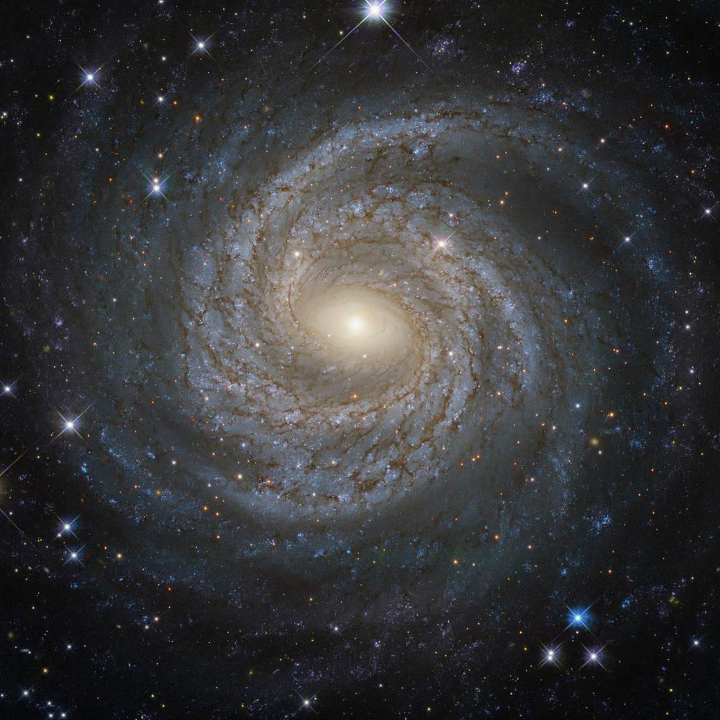 2016.05.14:宇宙に一つだけの渦巻銀河