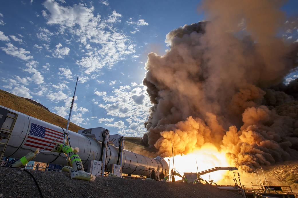 2016.06.29:史上最強の新型ロケットブースターのテスト