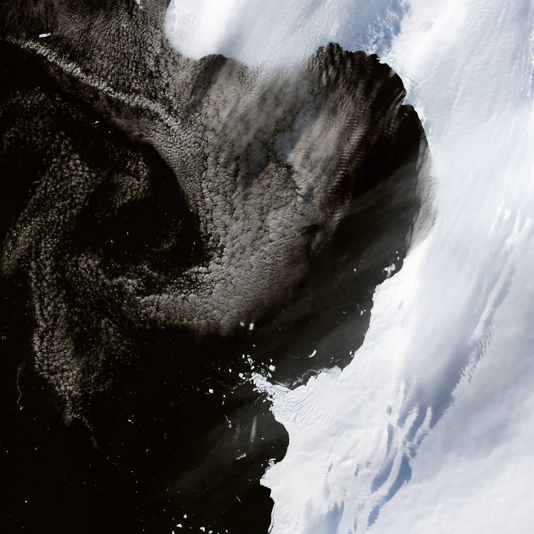 2016.06.24:南極の氷に見る不都合な真実