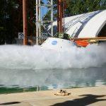2016.06.14:オリオン宇宙船の着水試験