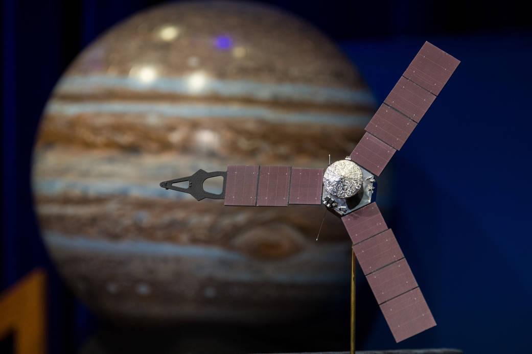 2016.07.01:木星探査機ジュノーが軌道投入秒読み