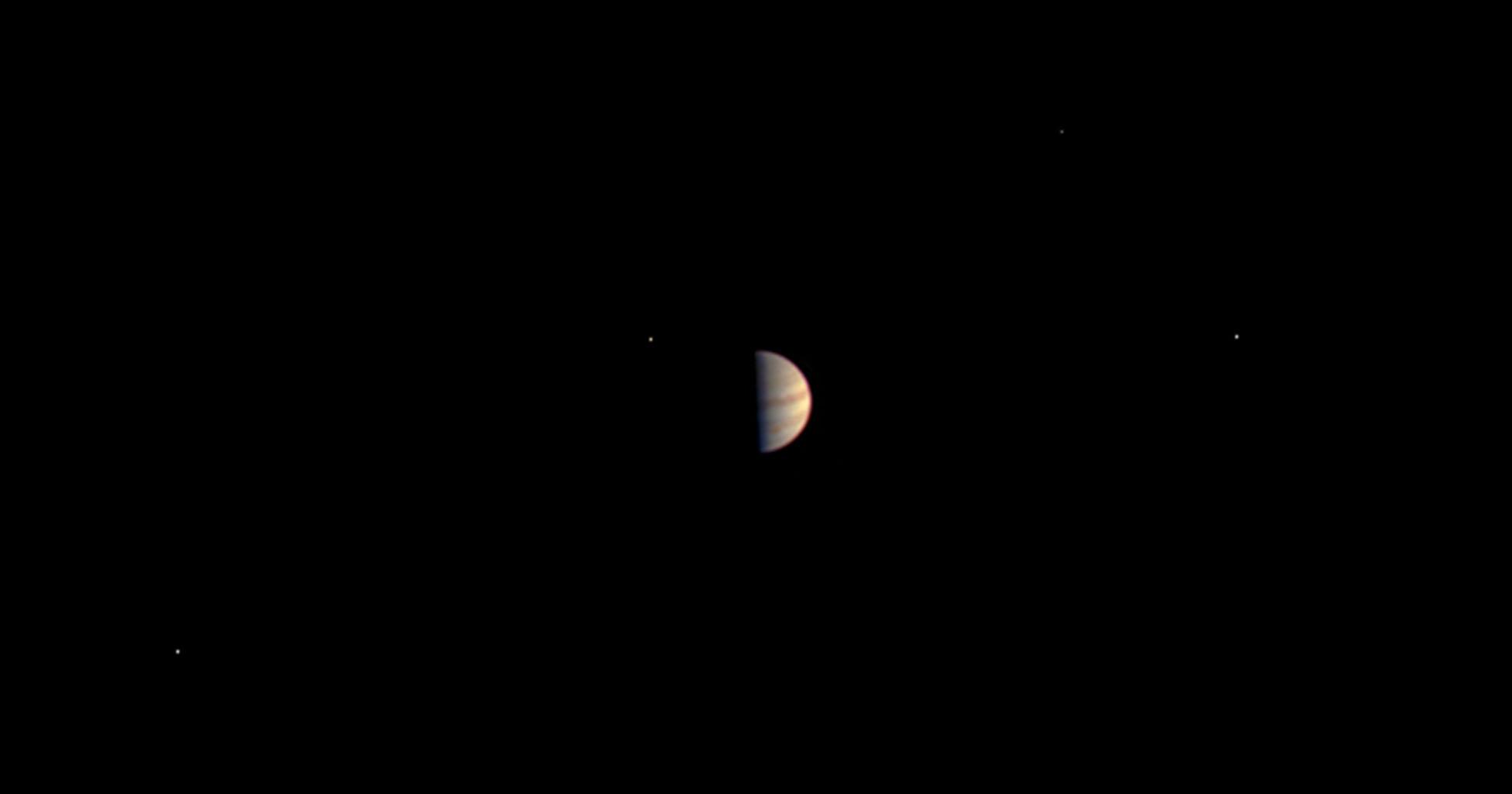 2016.07.05:木星軌道投入前の最後の1枚