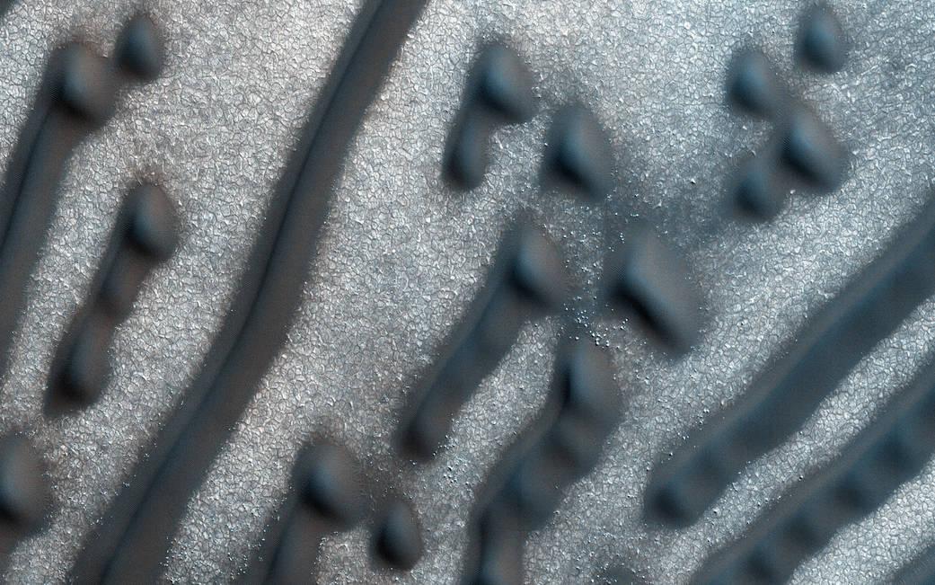 2016.07.09:火星の地表にモールス信号?