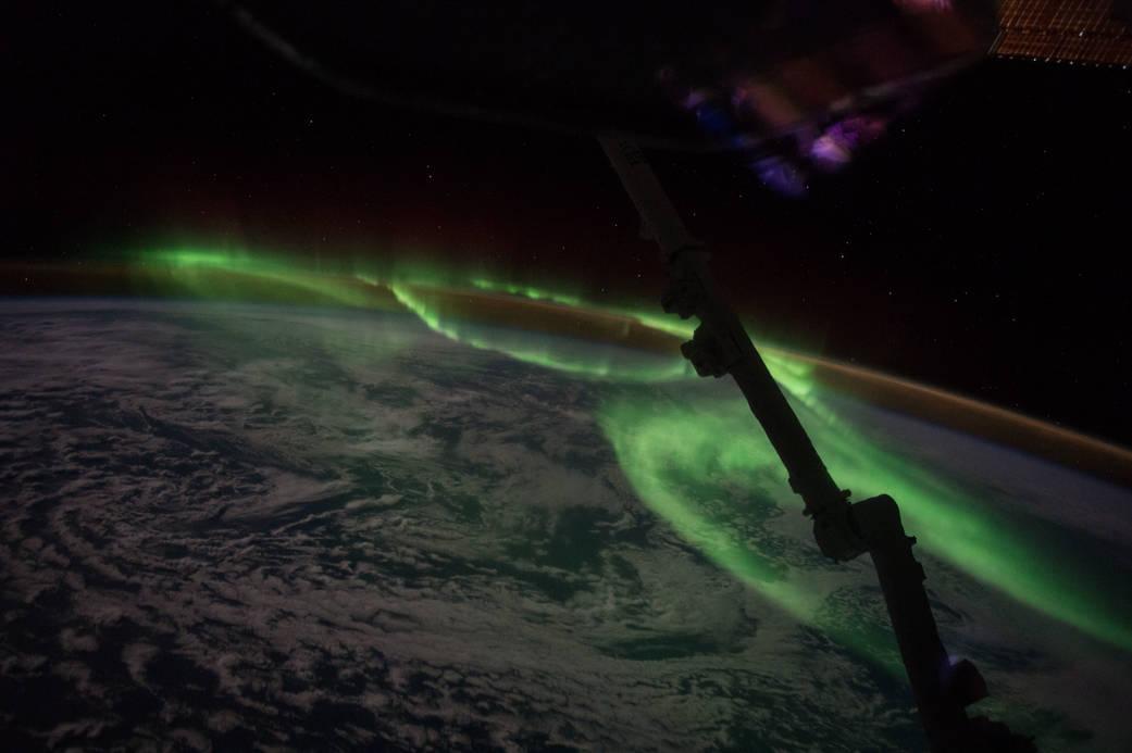 2016.07.01:オーストラリア南部上空のオーロラ