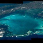 2016.07.15:キューバの海のアクアとネイビーブルー