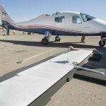 2016.08.20:NASAの完全電気飛行機X-57 マックスウェルの胴体
