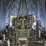 2016.9.30:ジェイムズ・ウェッブ宇宙望遠鏡のテスト