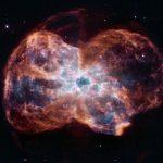 2016.09.24:ハッブル望遠鏡でみたカラフルな星の終焉
