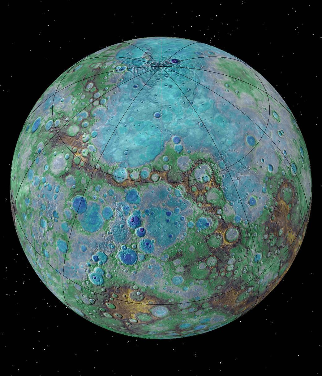 2016.09.27:水星では地殻変動が盛ん