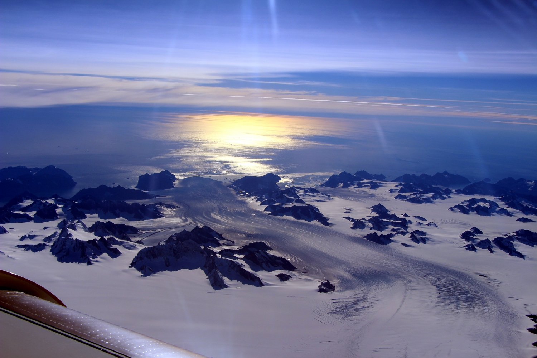 2016.09.17:グリーンランドの氷床にみる今夏の影響