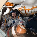 2016.10.29:NASAの宇宙飛行士ケイトが地球へ帰還準備