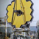2016.11.02:ジェームズ・ウェッブ宇宙望遠鏡の鏡の組み立て