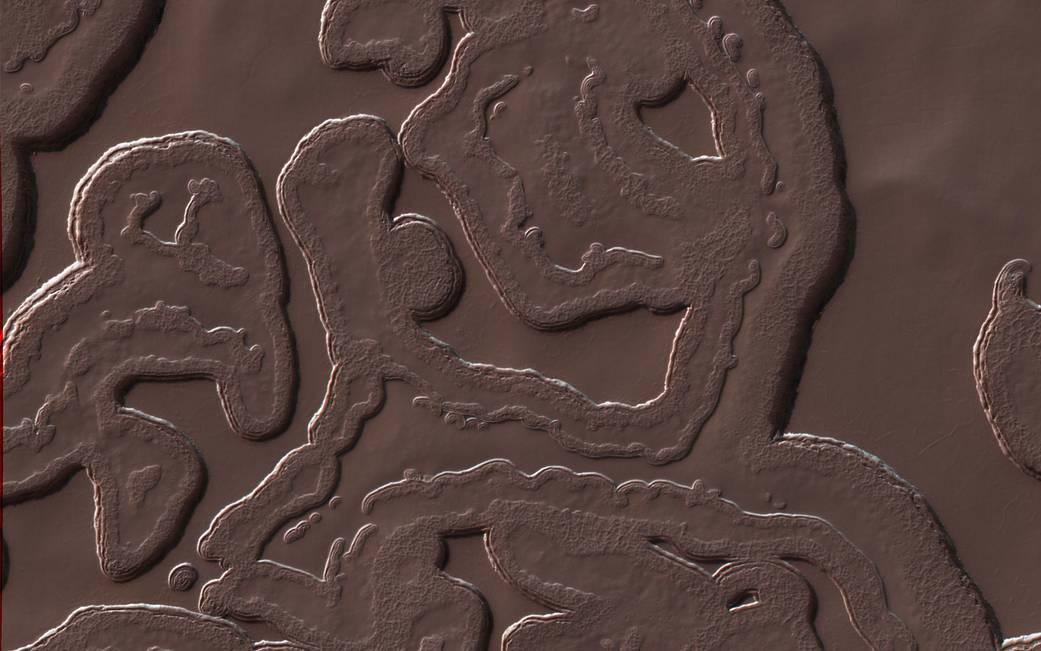 2016.12.13:何コレ!火星の地表?
