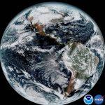 2017.01.24:最新気象衛星からの初めての画像
