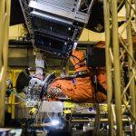 2017.01.25:オリオン宇宙船の打ち上げシミュレーション
