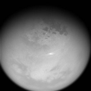 2017.01.04:土星の衛星タイタンの雲