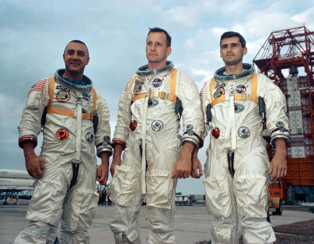 2017.01.28:アポロ計画における追悼の日