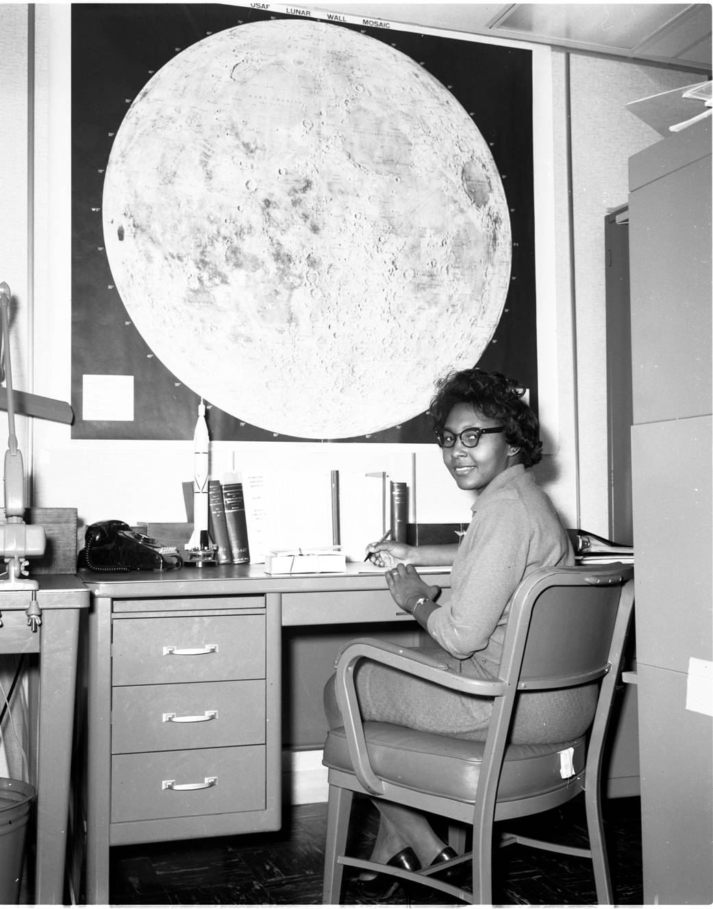 2017.02.10:NASAの科学者であり数学者であったスイサム