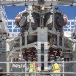 2017.02.25:オリオン宇宙船の開発は順調です