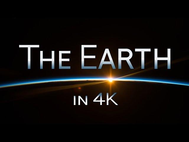 地球の超高精細4K動画 [拡張版]