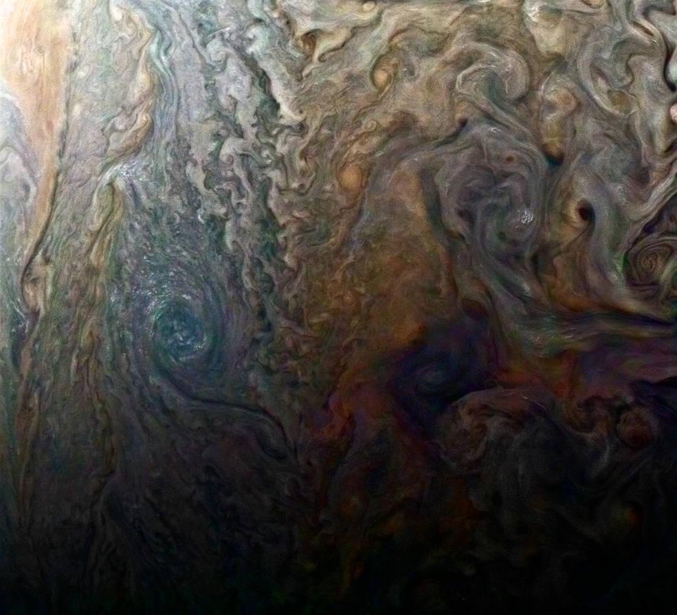 2017年3月27日に5度目の木星最接近