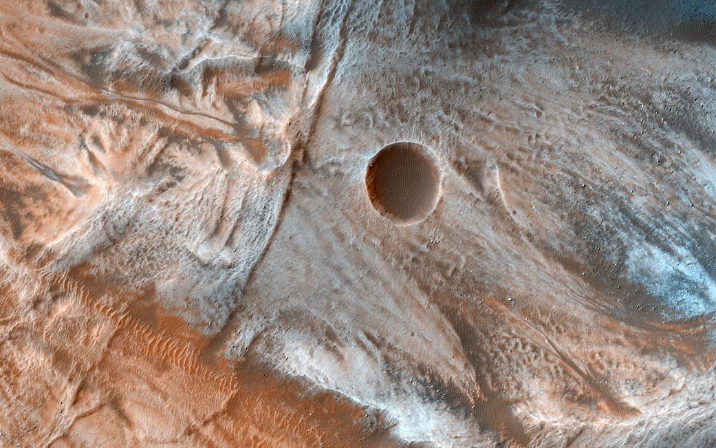 2017.03.08:火星地表の奇妙な痕跡