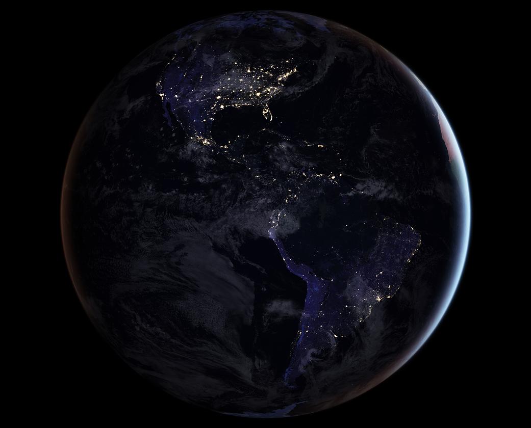 2017.04.13:必見!最新の地球の夜景