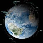 2017.04.22:NASAの地球観測衛星