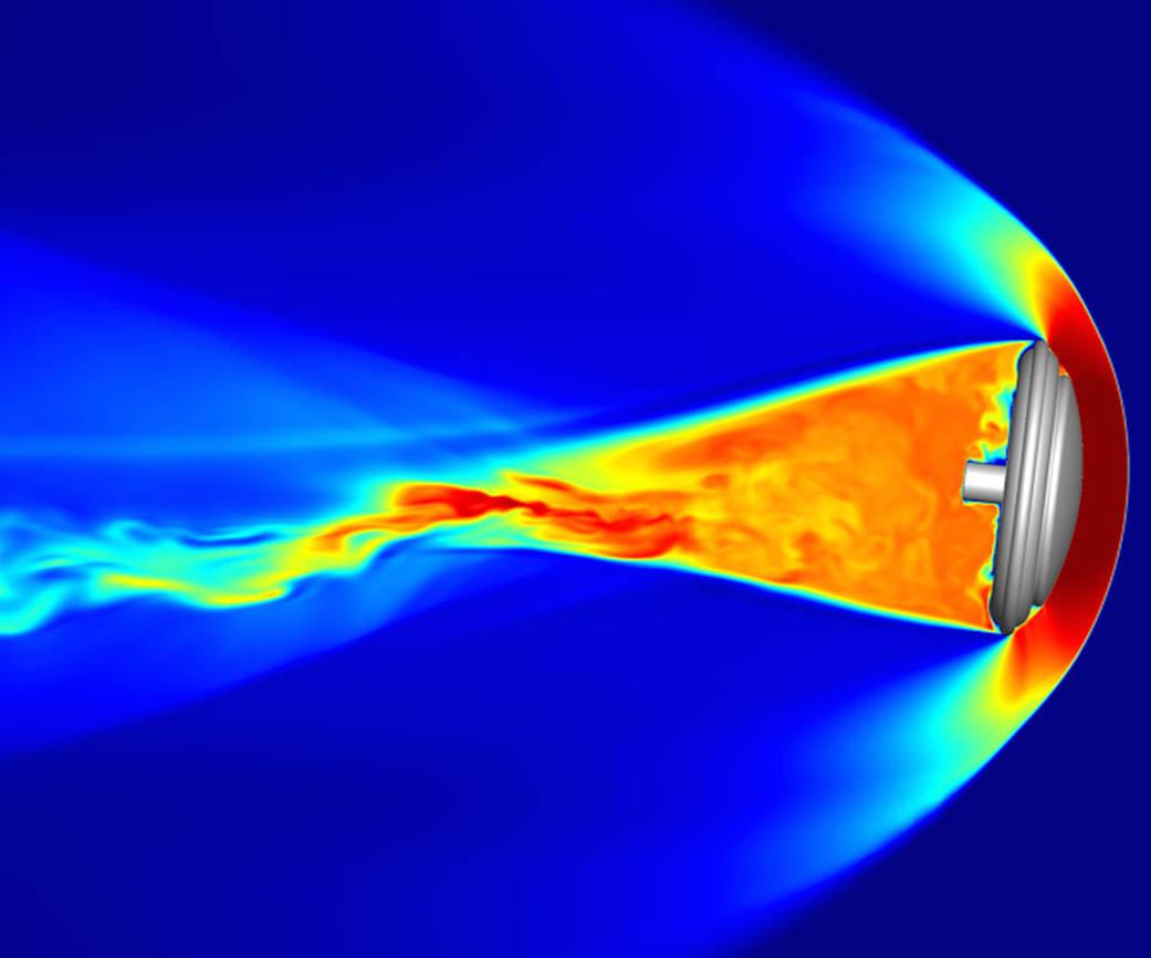 2017.04.12:宇宙船用の革新技術の試験