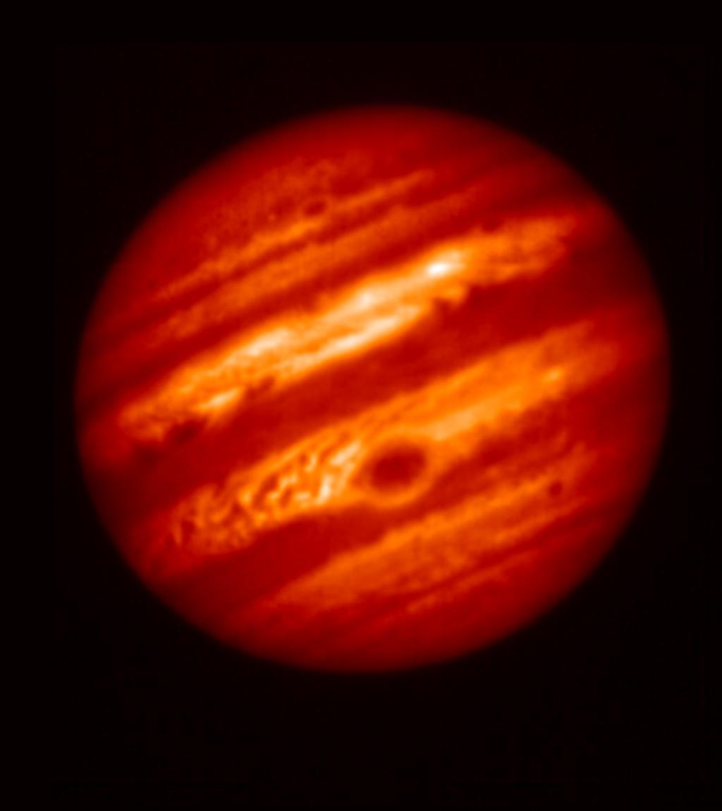 2017.07.01:7月10日に木星の最大の謎「大赤斑」が明らかになる!?