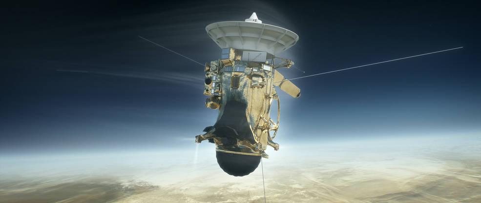 NASAによるカッシーニの超美麗動画「完全版」