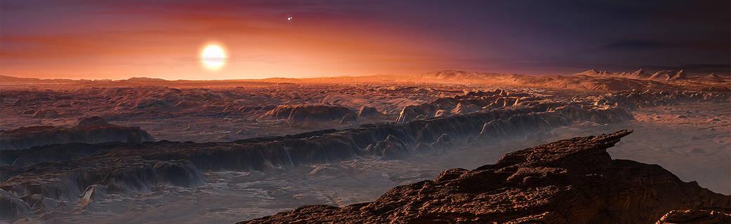 2017.08.01:悲報!「プロキシマbに地球外生命は存在しないだろう」とNASAが発表